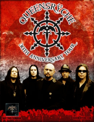 Queensryche 30th Anniversary Tour!